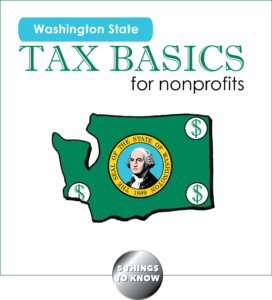 Washington State Tax Basics for Nonprofits