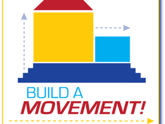 Build A Movement! (using public policy to achieve your mission) logo